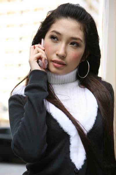 Khổng Tú Quỳnh trưởng thành và nữ tính